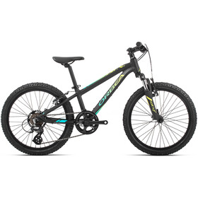 "ORBEA MX XC 20"" Lapset, black/green"